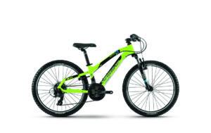 Rower górski młodzieżowy HAIBIKE HardFour 10 Green