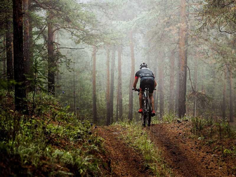 trasa rowerowa ENDURO Trails Bielsko-Biała